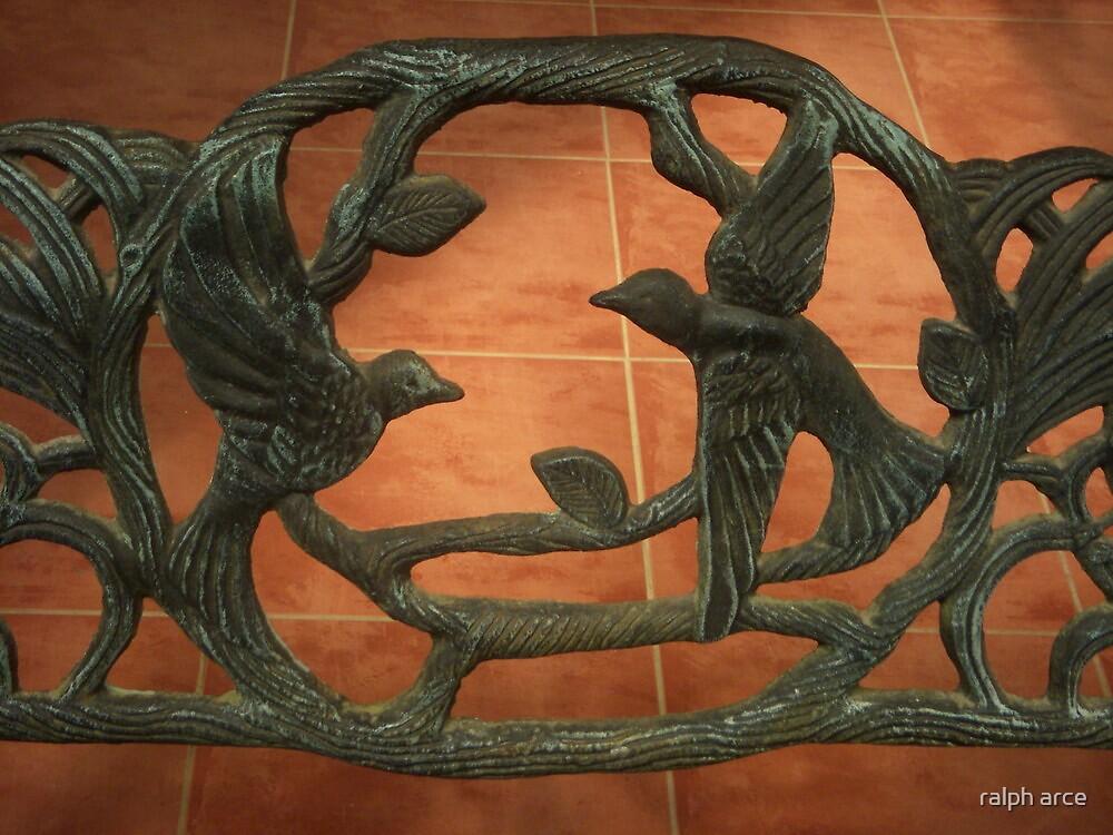 Iron Birds by ralph arce