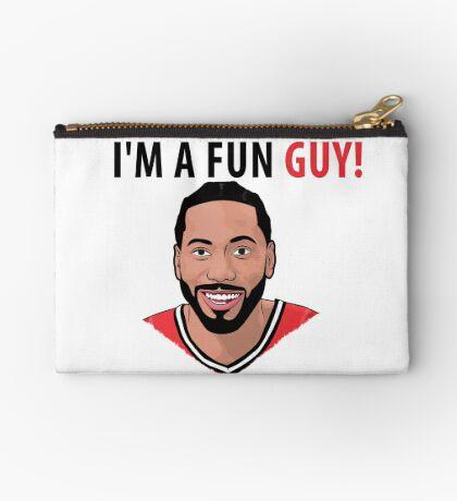 I'm a fun guy! [Kawhi Edition] Studio Pouch
