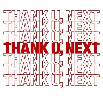 thank u, next by opiester