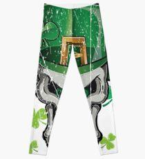 St. Patrick's Day Leggings