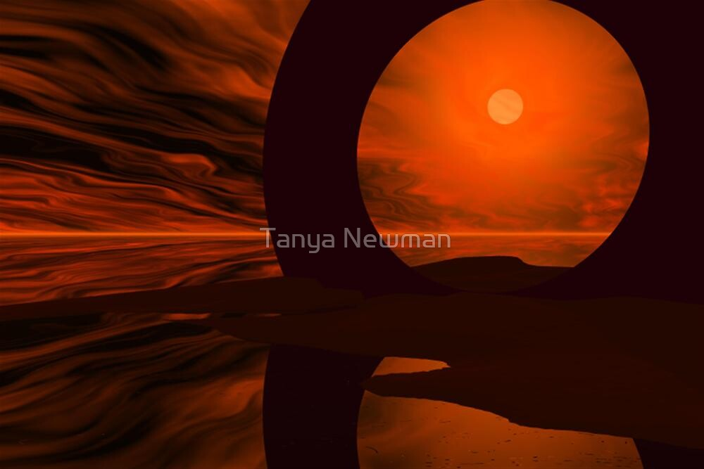 The End of an Era - Portal to a New Beginning by Tanya Newman