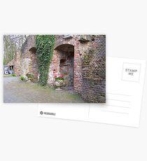 Kasteel Duurstede Postcards