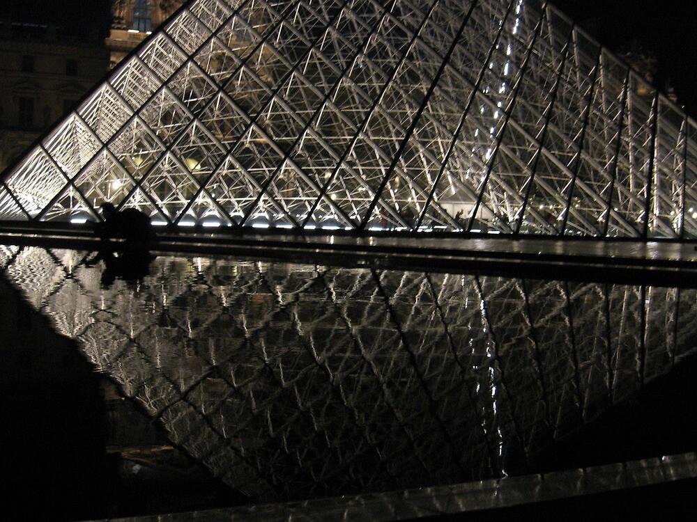 """""""piramide in acqua""""wotar by Pexmind"""