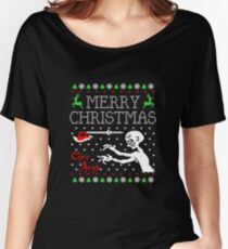 buffy christmas Women's Relaxed Fit T-Shirt