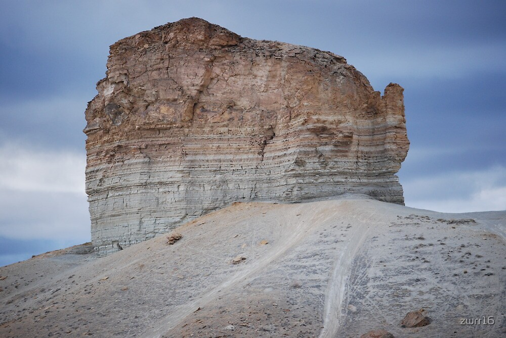 Tea Kettle Formation, Green River Wyoming If you like,  purchase, try a cell phone cover thanks! by zwrr16