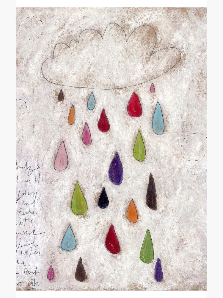 The rain cloud by Tine