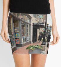 Pratt Street, Hartford, CT Mini Skirt