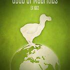 Dodo of Mauritius - extinct animals by Moira Risen