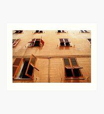 Monterosso - Italy Art Print