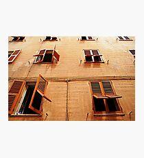 Monterosso - Italy Photographic Print