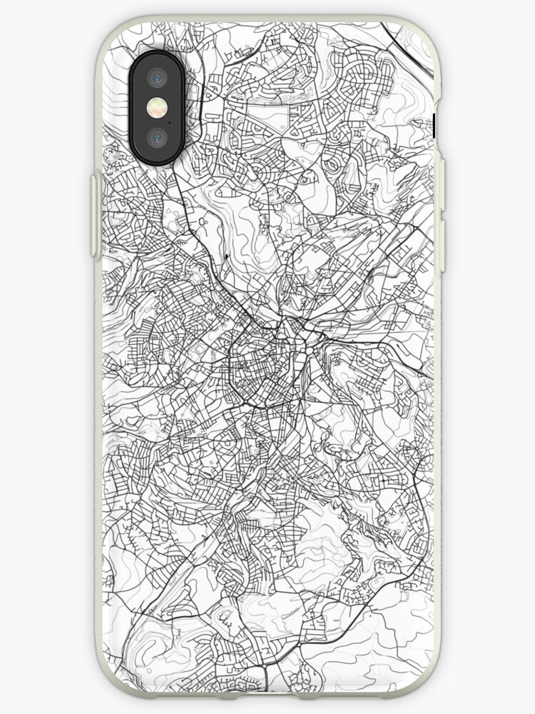 photograph regarding Printable Phone Case called Sheffield map poster print wall artwork, United Kingdom reward printable, Household and Nursery, Innovative map decor for business, Map Artwork, Map Items apple iphone Circumstance through