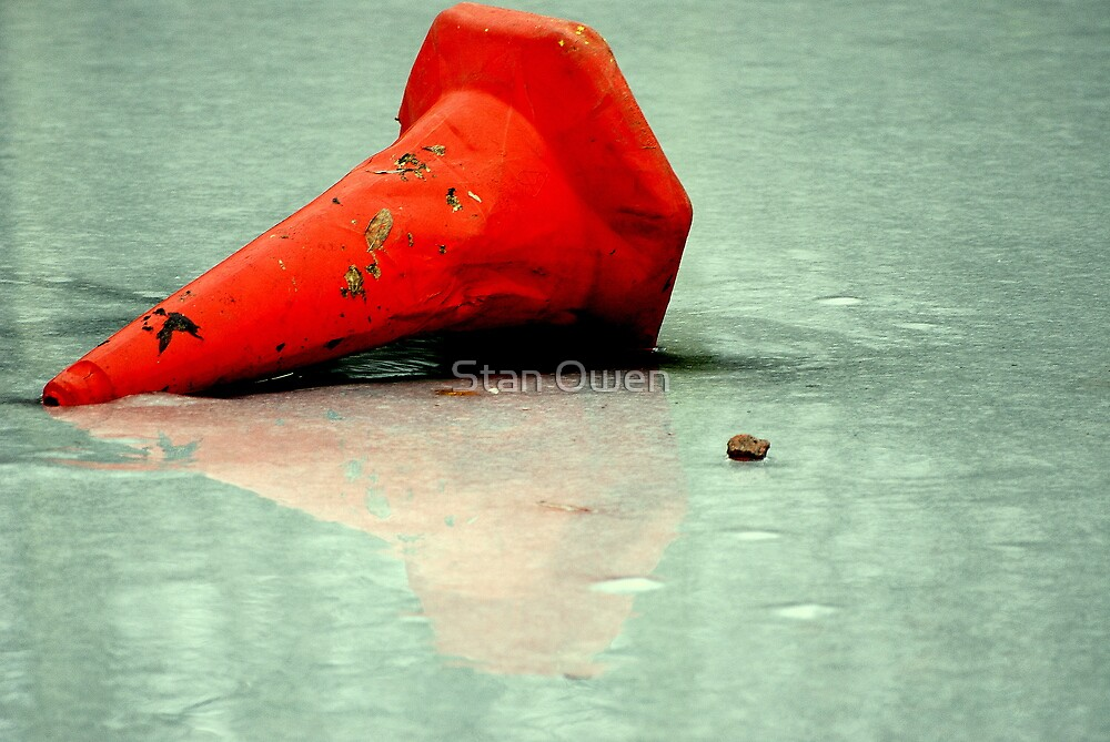 Ice Cone by Stan Owen