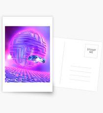 A Mazed Escape Postcards