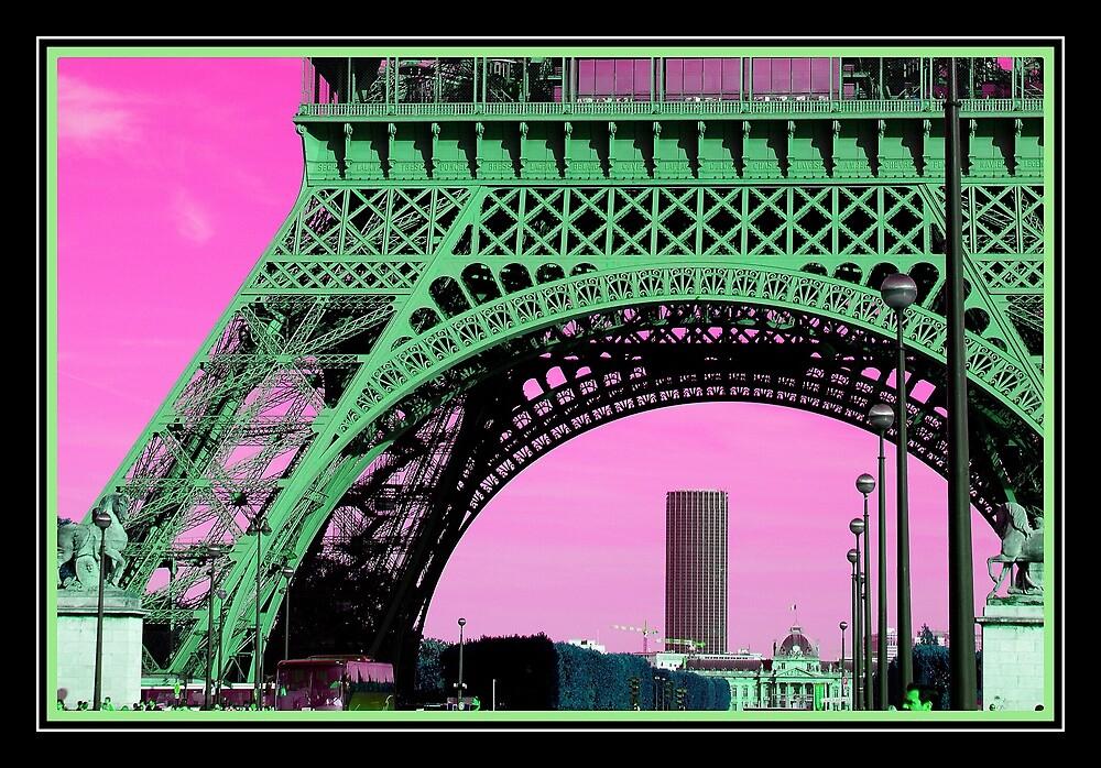 Tour Eiffel by Rastapapoulos