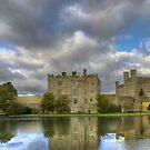 Leeds Castle Pano 2 by Bob Culshaw