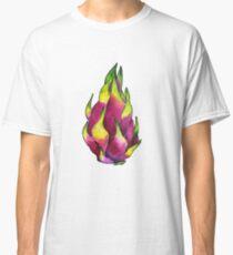 Exotic fruit. Dragon fruit (pitaya) Classic T-Shirt