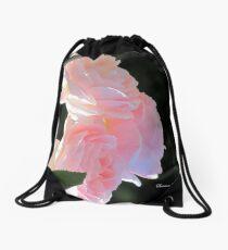 Backlit Roses ~ Sweetly Romantic Drawstring Bag