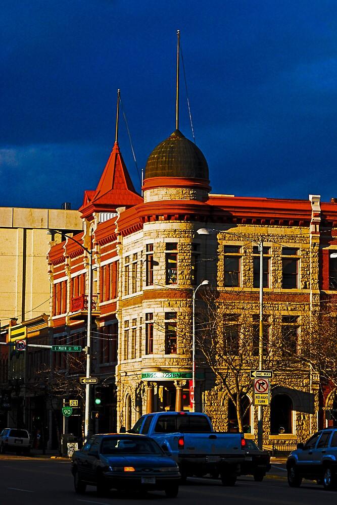 Evening in Missoula by Bryan D. Spellman