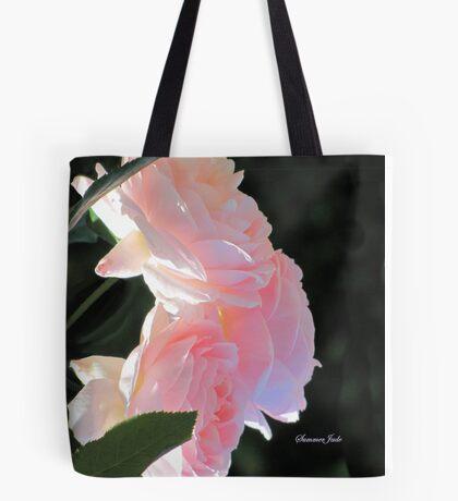 Backlit Roses ~ Sweetly Romantic Tote Bag
