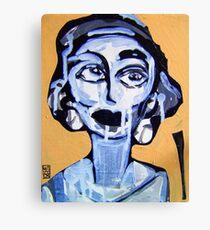 Come Girl - Canvas Print
