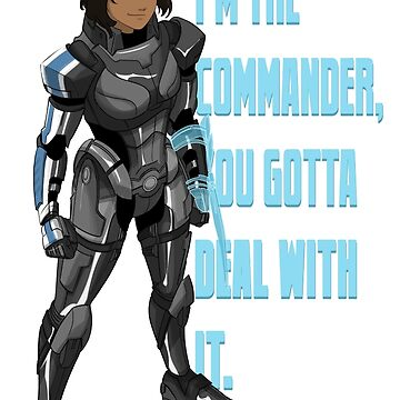 Commander Korra by comickergirl