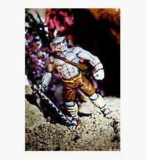 Half Orc Monk Photographic Print