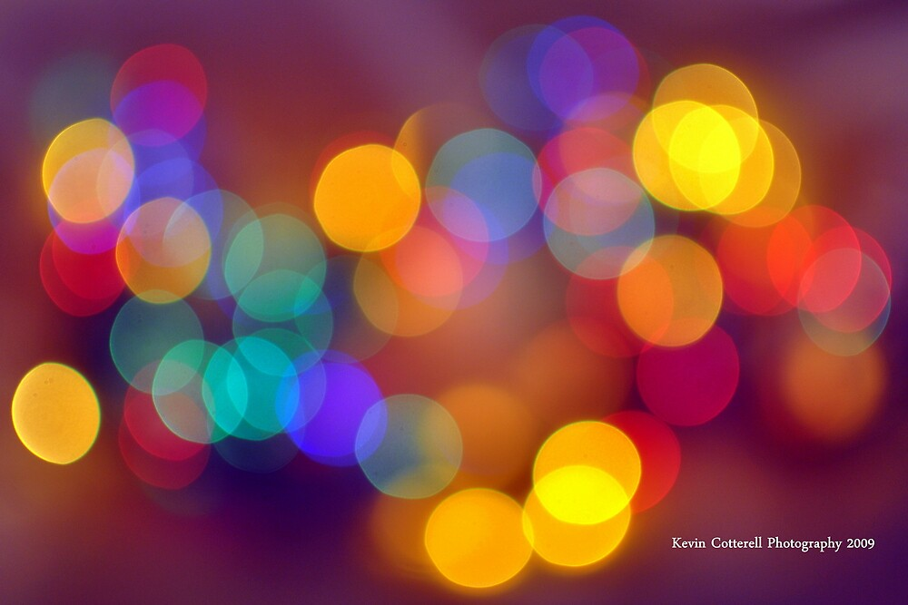 Crimbo Bokeh Overload by Kevin Cotterell