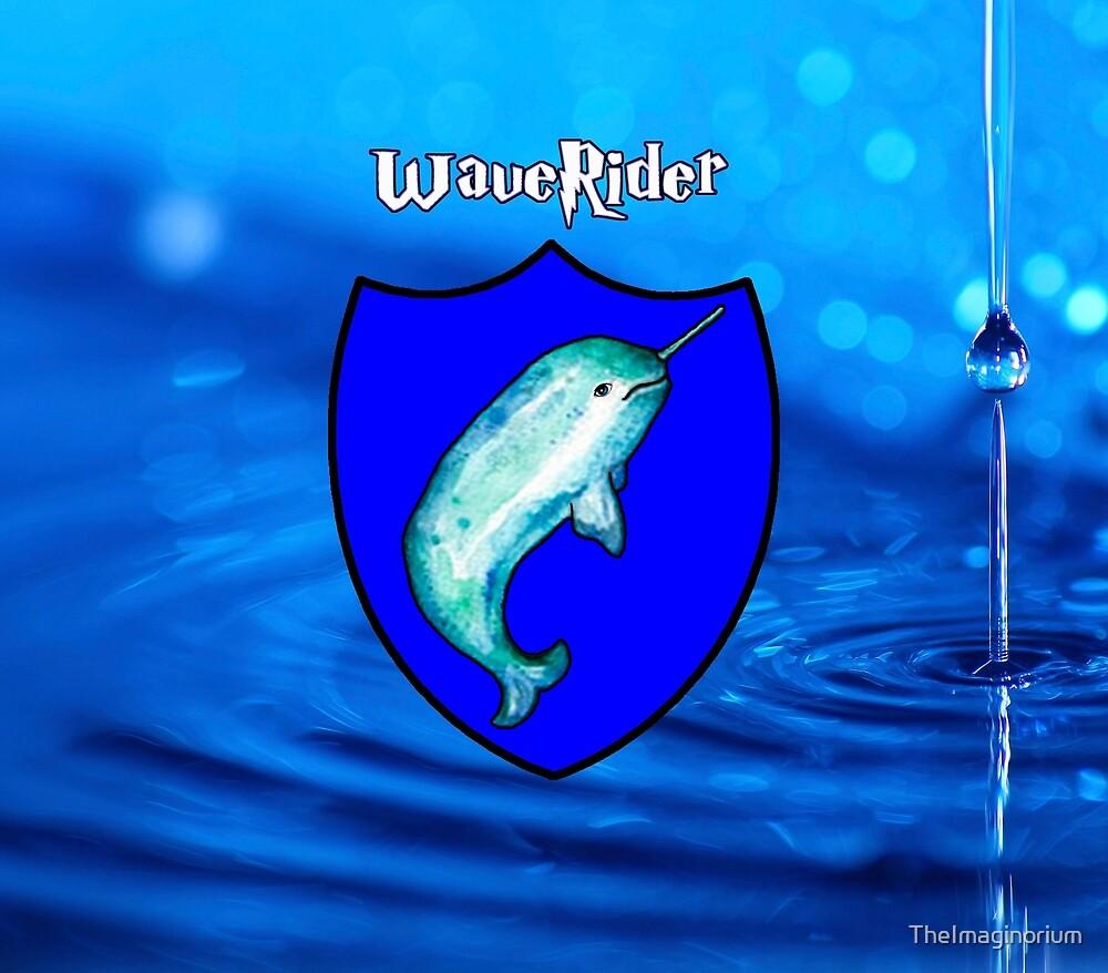 Waverider Narwhal by TheImaginorium