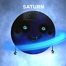 Saturn by ilyakap