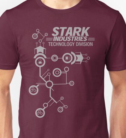 STARK INDUSTRIES TECHNOLOGY DIVISION Unisex T-Shirt