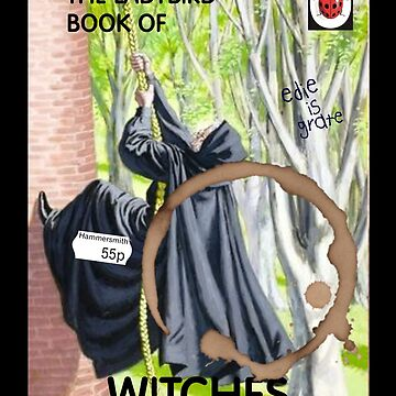 Ladybird book of witches (Bottom) by Waygood83