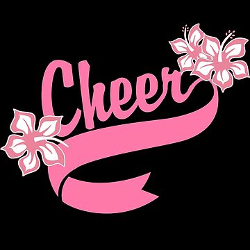 "Cheerleading ""Cheer"" by SportsT-Shirts"