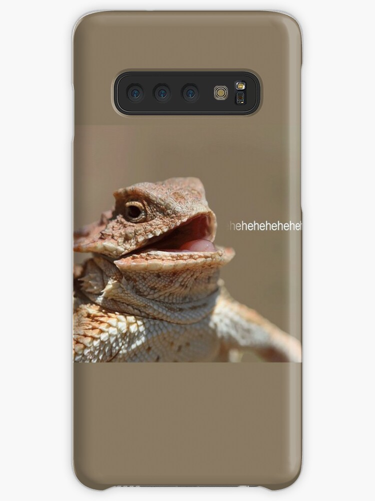 Laughing Lizard Meme Cases Skins For Samsung Galaxy By Meme