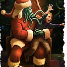 Cthulhu Claus by Dwayne Wingert