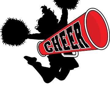 Cheer by SportsT-Shirts