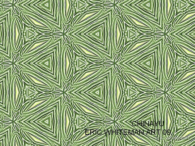 ( CHINAYU )  ERIC WHITEMAN  by eric  whiteman