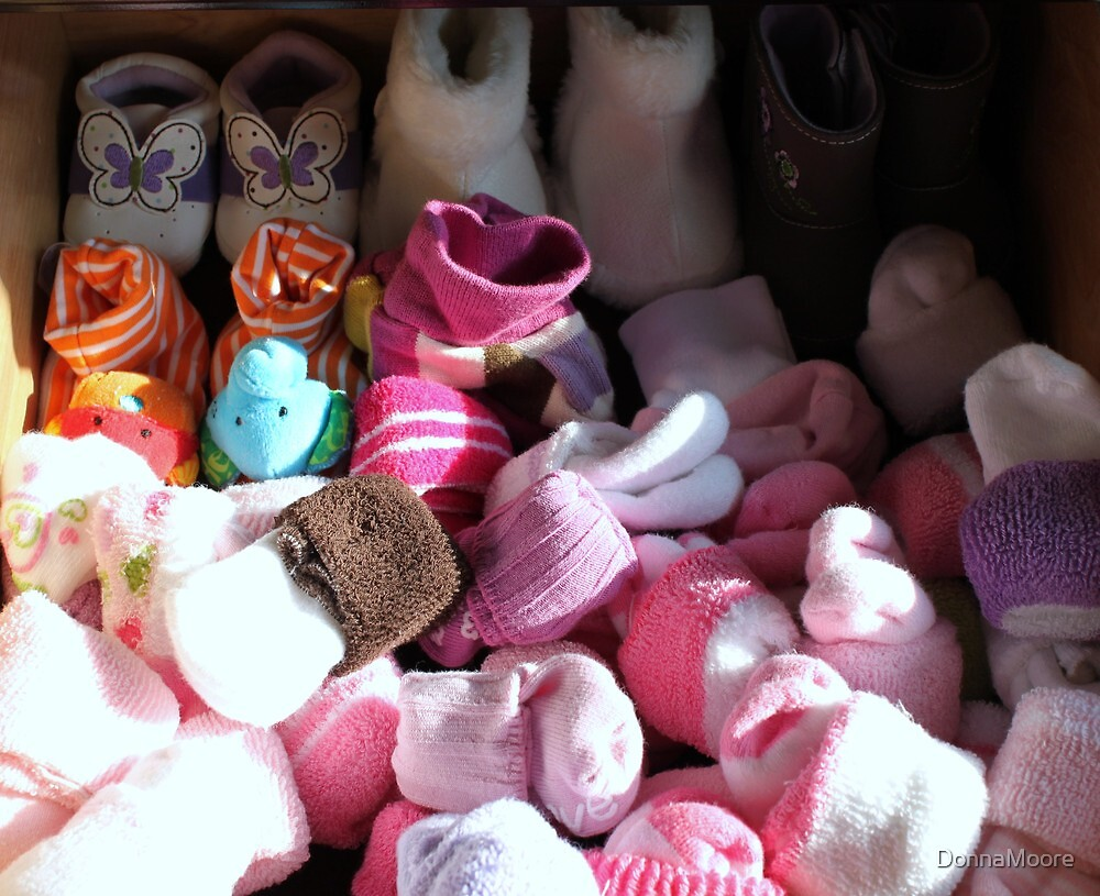Baby sock drawer.... by DonnaMoore