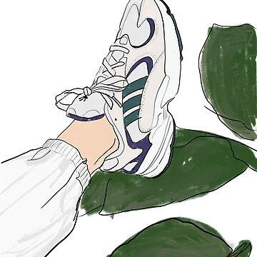 Adidas yung-1  by NAAY