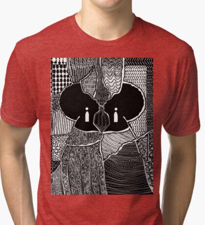 Embracing Myself Tri-blend T-Shirt