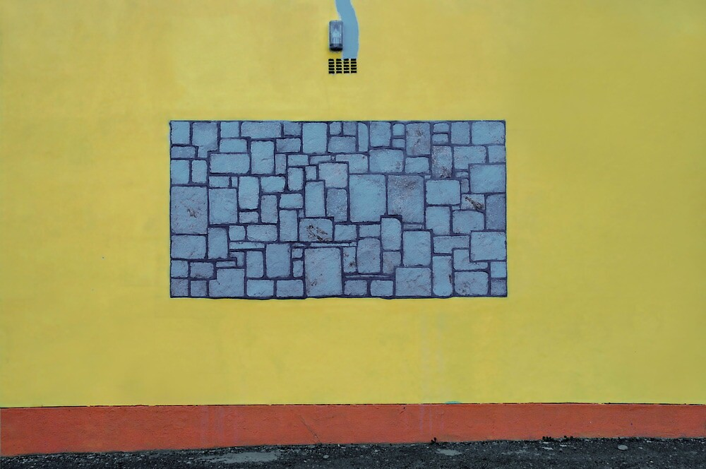 Wall art by Erika Gouws