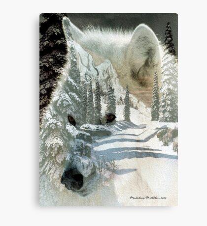 The Wilderness Spirit Canvas Print