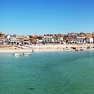 St Ives Panorama by Paul Thompson Photography