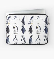 Penguins Laptop Sleeve