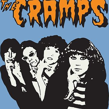 The Cramps Band Punk Rock by neonfuture