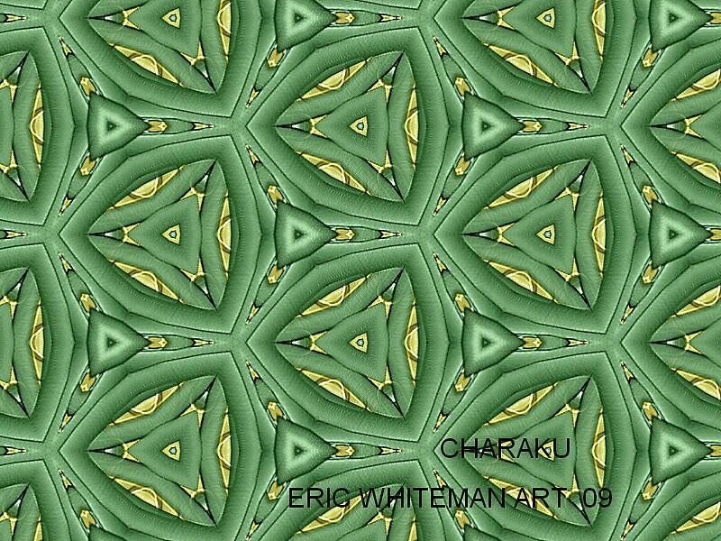 (  CHARAKU  )  ERIC WHITEMAN  by ericwhiteman