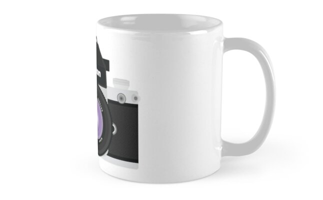Nikon F2 Photomic Camera Classic Mugs