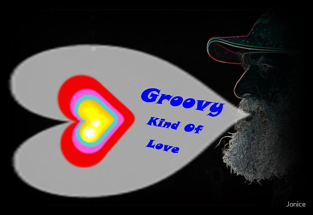 Groovy Kind Of Love by Jonice