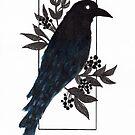 Crow by ARiAillustr