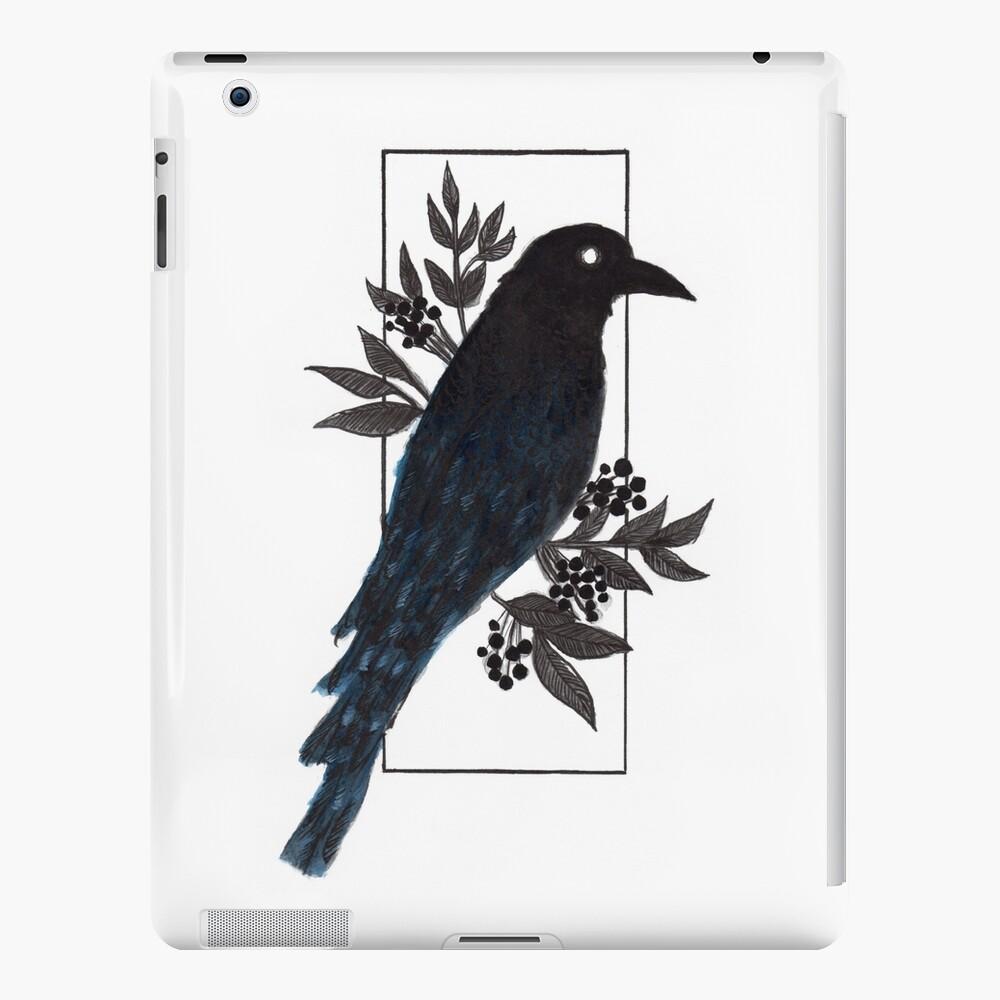 Krähe iPad-Hülle & Skin