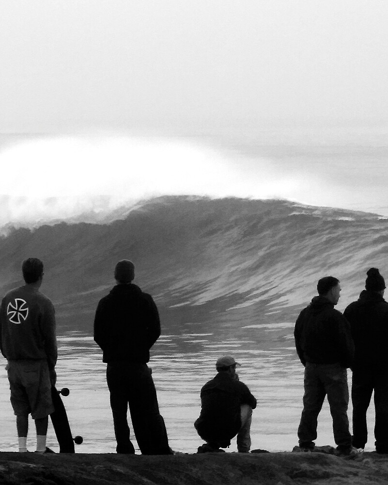 Surf Check - Cold Water Classic, S.C. by DanielPhoto
